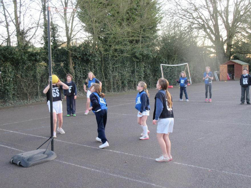 Team Sports - Netball