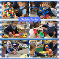 Duplo Stories with a beginning, middle and end!