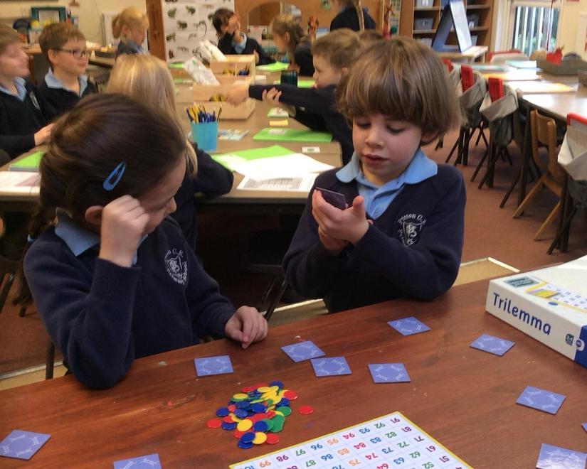 rebuild maths challenges