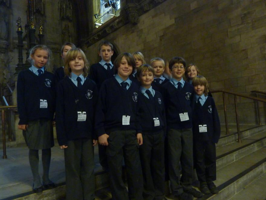 Visit to the Houses of Parliament