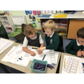 Using resources in maths