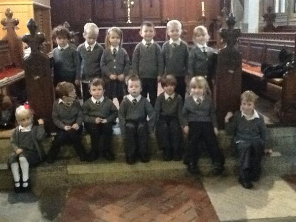 Our (very first) Class Assembly!
