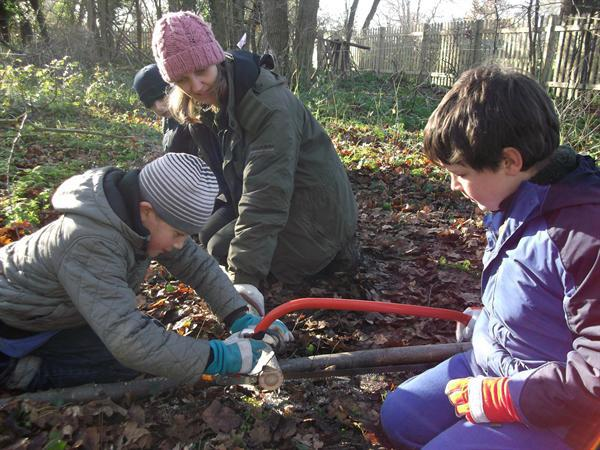 Forest Schools-Eco Day