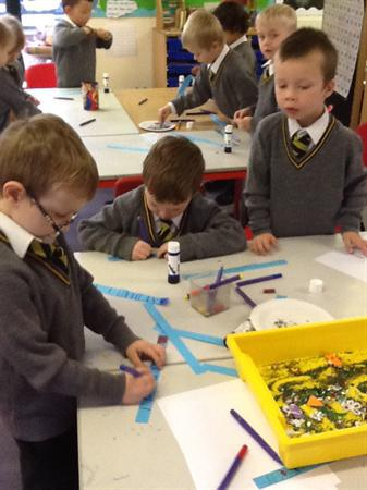 Anti-bullying Week- making friendship bracelets