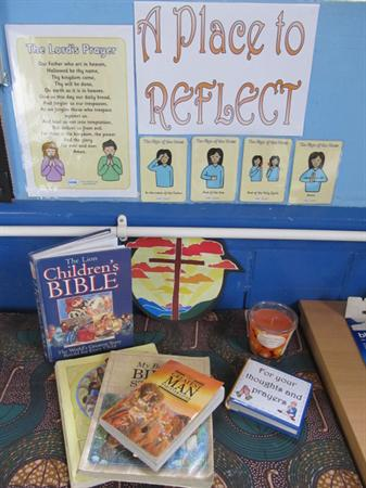 Our Reflect Area