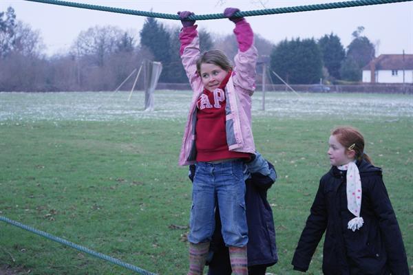 Swinging around