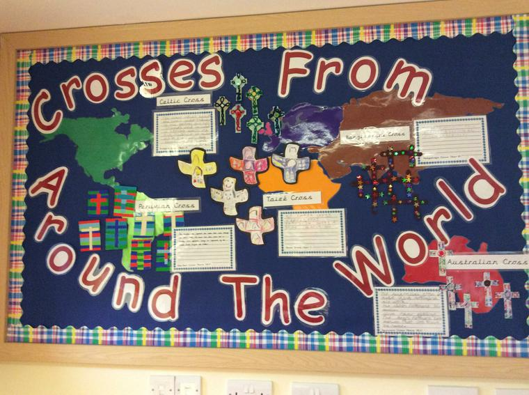 Christians around the world.