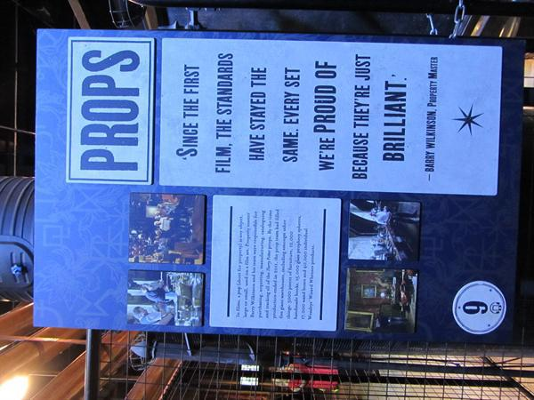 Harry Potter Studios-Film Information