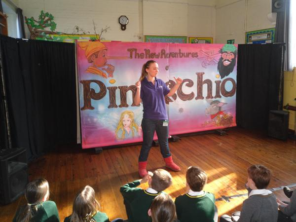 Pinocchio workshop