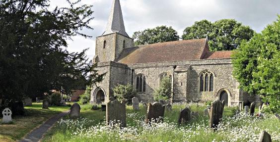 St Nicholas' Church Pluckley