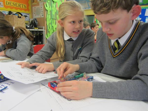 Creating parallel circuits