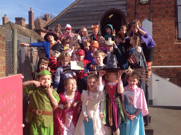 Wonderful World Book Day Costumes!