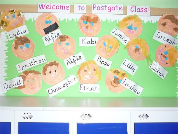 Postgate Class!