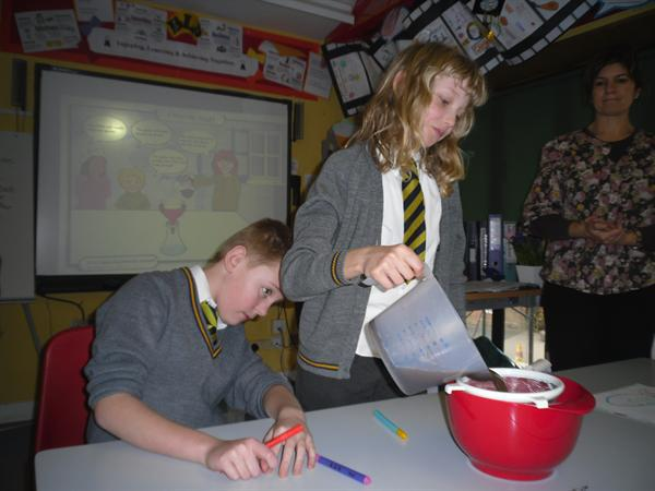 Science-separating materials