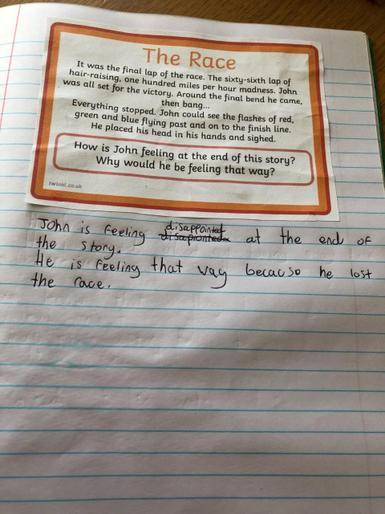 Finley is a brilliant reading detective!