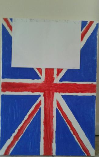 Adam's Union Jack