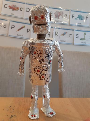 Bernardo's Iron Man model - how amazing!