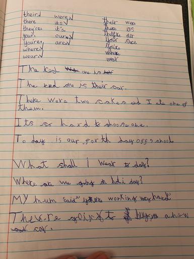 Harvey's brilliant grammar work