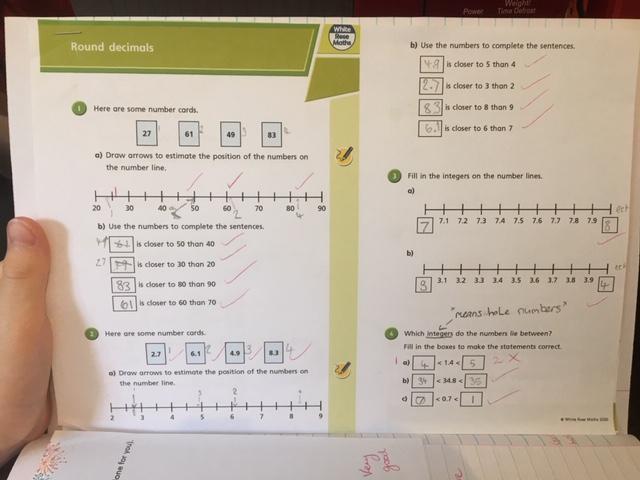 Luca's marvellous maths