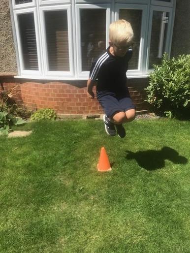 Flying Albert speed bouncing