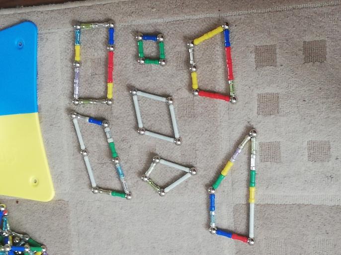 Tayana's quadrilaterals