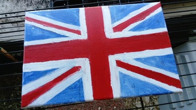 Amara's Union Jack