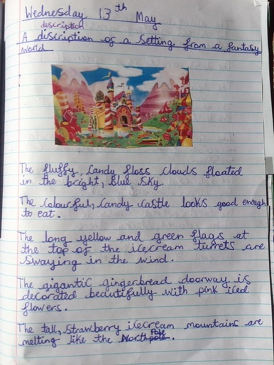 Aimee's brilliant writing