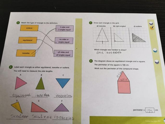 Oskar's marvellous maths