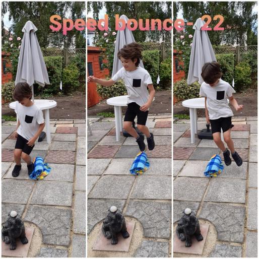 Martin's speed bounce