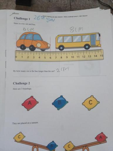 More marvellous maths from Holly