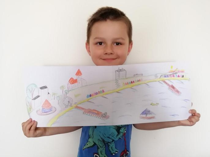Tomas' super poster about Bournemouth