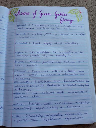Neve's awesome reading work