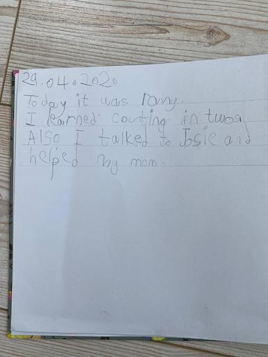 Tara's diary