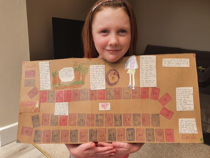 Amelia's brilliant game