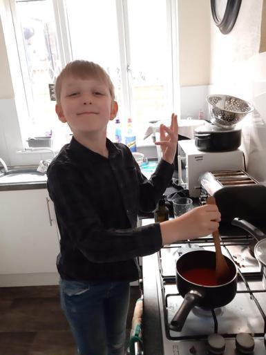 Chef Theo!