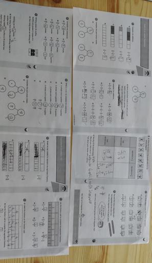 Alfie's marvellous maths!
