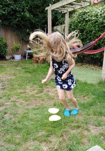 Edith mid speed-bounce