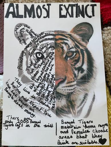 Mila's marvellous poster