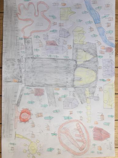Janus' super theme park design!