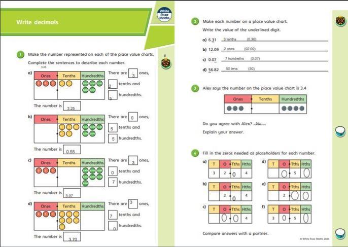Mila's marvellous maths!