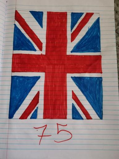 Oskar's Union Jack