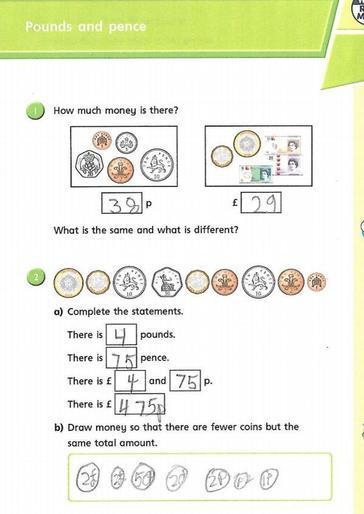 Maria's marvellous maths