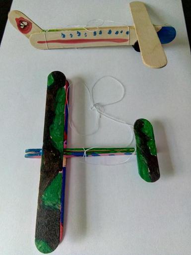 Albert's plane models