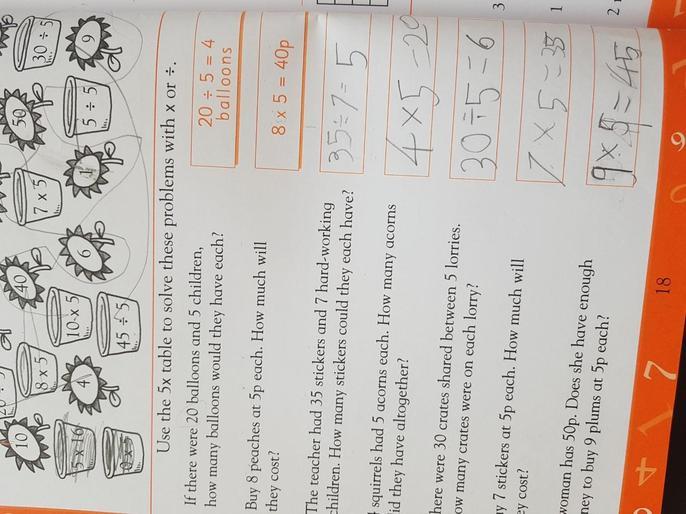 Finn's marvellous maths