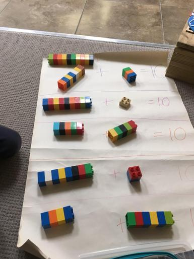 Joseph's marvellous maths!
