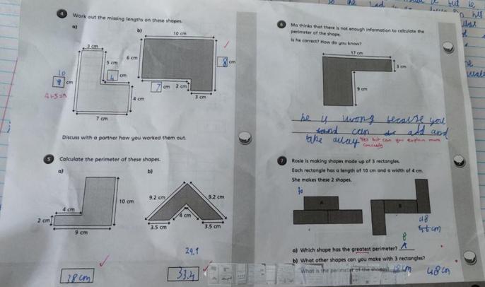 Charlie's fantastic problem solving!
