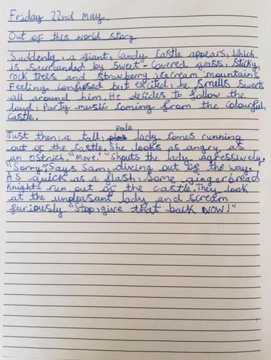 More of Aimee's amazing writing!