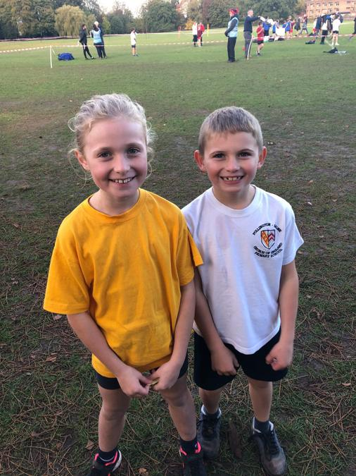 On Tuesday evening, Penny and Max competed in the finals of Cross Country at Cottingham High School after their success at the cluster competitions earlier in the year. Both of the children finished in the top 30 as they battled against 100 other pupils. A big well done to these two after another superb effort!