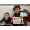 Cup Winners During Friday's Assembly 2020