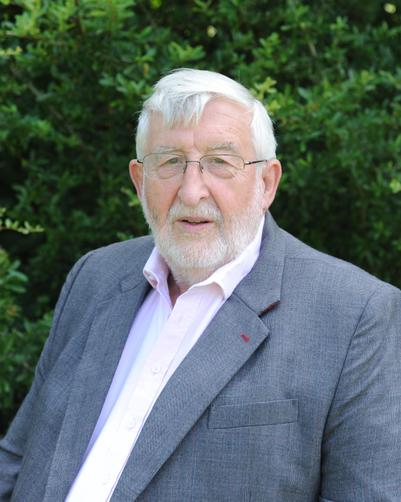 Ivan White (Vice Chair - Local Authority)